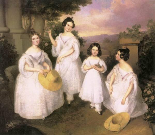 The Daughters Of Istvan Medgyasszay